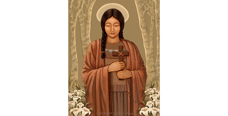 7 Ways St. Kateri Can Inspire You