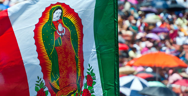 5 Ways Men Can Celebrate Guadalupe
